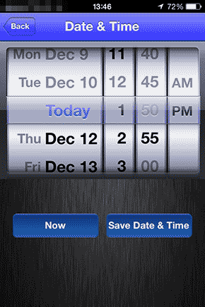 date app gps